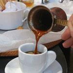 Griechischer Kaffee ( Metreo)