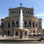Deutschland Frankfurt Alte Oper
