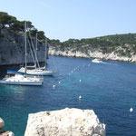 Segeln in der Provence