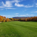 Deutschland Golfplatz Fairway