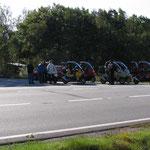 Die Bilder sind von pb aus b   unsere 1. Tour am 12.Sept.2004