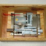 Versandbehälter für Hydraulikaggregat