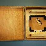 Aufbewahrungsbehälter für Glasnormal