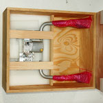 Versandbehälter für Hydraulik-Mobil