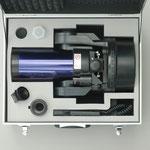 Koffer für Teleskop