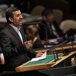 Mahamoud Ahmadinejad