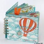 Monatsstempel Ideen für Minialben und Reisetagebücher