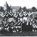 Fussballdamen SSV Allendorf