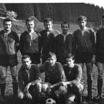 Bezirkliga Mannschaft 1960er Jahre