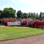 SC Willich Schiefbahn mit Gästen aus Frankreich und Allendorf