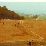 Sportplatz 70er Jahre