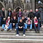 Alte Herren Tour Köln 2010