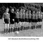 50 Jahre Bezirksligaaufstieg (1963)