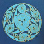 Buch von Durrows Spirale