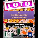Comité de quartier st Roch-Ecusson - Loto 2016