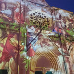 Photo G. Maurin Laffont - Montpellier - Fête des lumières 2014 - Comité de quartier st Roch-Ecusson