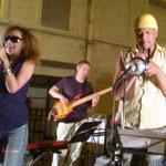 Keyko Nimsay - Franck Nicolas - Montpellier Comité de quartier st Roch-Ecusson - Quartier jazz - juillet 2013