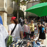 St Roch-Ecusson_Montpellier-Vide grenier 2014- Photo Jean Marie Quiesse