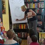 Autorinnen Lesung von Ute Krause in der LESEWELT