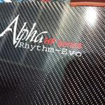 Alpah Rhythm-Evo/アルファ・リズム・エボ(ハイパフォーマンス・カーボン)