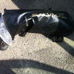 ヤイトハタ 47kg/Salvimar - Dry Backpack60L