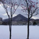 冬の三角山 2011.12.06