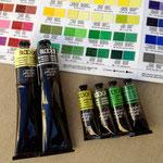 Blockx Oil Colours