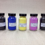 Various Blockx Pigments