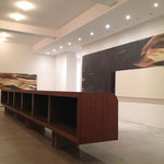 Köln, Galerie Capitain, 2014 (W. Guyton)