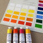 Michael Harding Ölfarbe