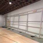 New York 2012, Whitney Museum, Rahmengröße 15m x 2.75 m