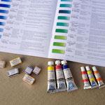 Schmincke Water Colours