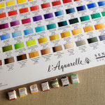 Sennelier Water Colours