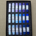 Sortiment Blau Violett