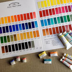 Winsor&Newton Water Colours