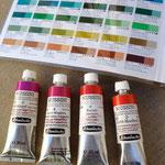 Schmincke Mussini Oil Colours