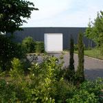 Werkstatt und Warenlager bei Bonn, seit 2001
