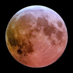 March 2007: total lunar eclipse