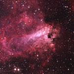Nebulosa Cigno (M17)
