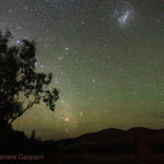 L'incontaminato cielo d'Australia