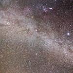 La Via Lattea australe