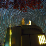 Rotazione celeste dall'osservatorio di Loiano, Bologna