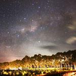 Via Lattea e luce zodiacale dall'Australia