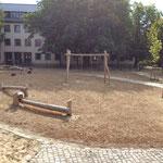 Potsdam, Kirchallee 174 - 177, Spielplatz, Baujahr 2017