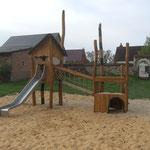 Buckautal, Erweiterung des Spielplatzes Buckau, Baujahr 2018