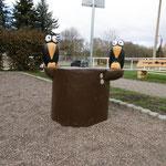 Unstruttal OT Ammern, Am Luhnetor, Spielplatz Am Sportplatz, Baujahr 2015