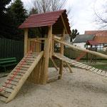 Bad Langensalza OT Zimmern, Spielplatz, Baujahr 2015