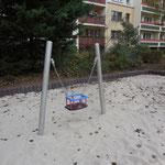 Berlin, Mehrower Allee 80-84, Spielplatz, Baujahr 2014