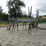 Bad Schmiedeberg, Kurspielplatz, Baujahr 2015