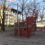 Leipzig, Raschwitzer Straße 15, Hort der Regenbogenschule